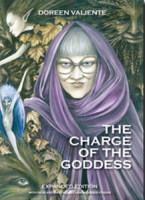 Charge of the Goddess Doreen Valientes Poetry.